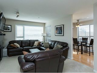Photo 5: # 310 200 KLAHANIE DR in Port Moody: Port Moody Centre Condo for sale : MLS®# V1049351
