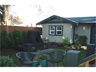 Photo 9: 2048 Meadow Pl in VICTORIA: OB North Oak Bay House for sale (Oak Bay)  : MLS®# 357929