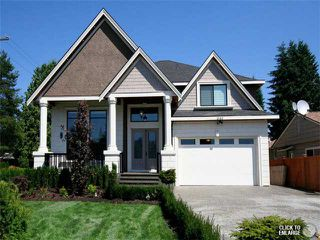 Main Photo: 1045 SPRICE Avenue in Coquitlam: Central Coquitlam House for sale : MLS®# V1076108
