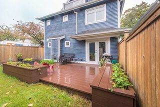 Photo 15: 2608 ST. CATHERINES STREET in Vancouver: Mount Pleasant VE House 1/2 Duplex for sale (Vancouver East)  : MLS®# R2009853