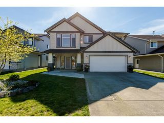 Photo 1: 27908 BUFFER CRESCENT in Abbotsford: House for sale : MLS®# R2050857