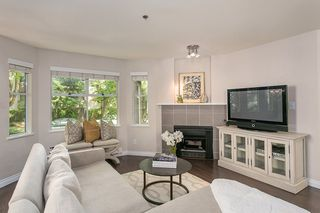 Photo 1: 1445 WALNUT STREET in Vancouver: Kitsilano Townhouse for sale (Vancouver West)  : MLS®# R2090104