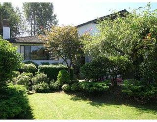 Main Photo: 4852 BAYTREE CT in Burnaby: Deer Lake Place House for sale (Burnaby South)  : MLS®# V553531
