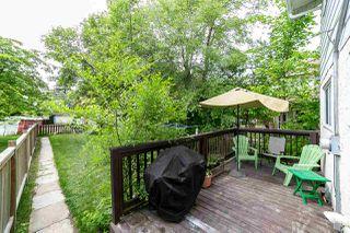 Photo 22: 11924 122 Street in Edmonton: Zone 04 House Half Duplex for sale : MLS®# E4173590