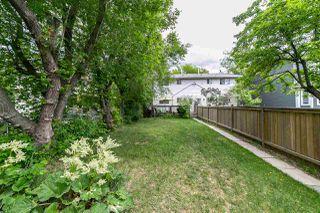 Photo 27: 11924 122 Street in Edmonton: Zone 04 House Half Duplex for sale : MLS®# E4173590