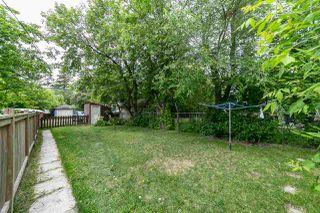 Photo 25: 11924 122 Street in Edmonton: Zone 04 House Half Duplex for sale : MLS®# E4173590