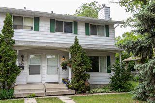 Photo 1: 11924 122 Street in Edmonton: Zone 04 House Half Duplex for sale : MLS®# E4173590
