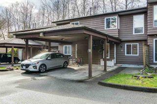 "Photo 2: 18 1140 EAGLERIDGE Drive in Coquitlam: Eagle Ridge CQ Townhouse for sale in ""FIELDRIDGE"" : MLS®# R2444136"
