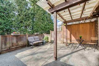 "Photo 18: 18 1140 EAGLERIDGE Drive in Coquitlam: Eagle Ridge CQ Townhouse for sale in ""FIELDRIDGE"" : MLS®# R2444136"