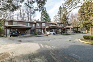 "Main Photo: 18 1140 EAGLERIDGE Drive in Coquitlam: Eagle Ridge CQ Townhouse for sale in ""FIELDRIDGE"" : MLS®# R2444136"