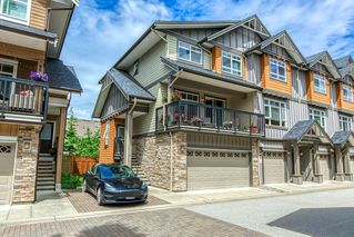 "Photo 1: 120 2979 156 Street in Surrey: Grandview Surrey Townhouse for sale in ""Enclave"" (South Surrey White Rock)  : MLS®# R2467756"