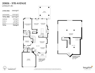"Photo 30: 20806 97B Avenue in Langley: Walnut Grove House for sale in ""Wyndstar"" : MLS®# R2477444"