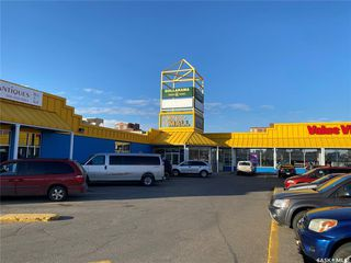 Main Photo: G 1230 Broad Street in Regina: Warehouse District Commercial for lease : MLS®# SK833133