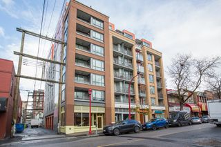 "Photo 1: 509 231 E PENDER Street in Vancouver: Strathcona Condo for sale in ""FRAMEWORK"" (Vancouver East)  : MLS®# R2517562"