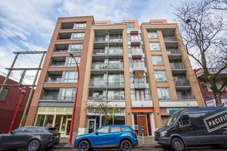 "Photo 2: 509 231 E PENDER Street in Vancouver: Strathcona Condo for sale in ""FRAMEWORK"" (Vancouver East)  : MLS®# R2517562"
