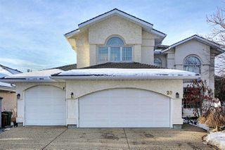 Photo 1: 20 KENSINGTON Place: St. Albert House for sale : MLS®# E4224797