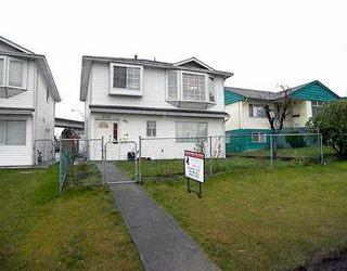 Main Photo: 4108 BRANT Street in Vancouver: Victoria VE House for sale (Vancouver East)  : MLS®# V581330