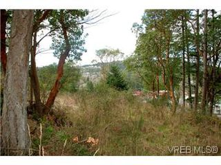 Photo 3: 1640 Seahaven Terr in VICTORIA: VR Six Mile Land for sale (View Royal)  : MLS®# 599952