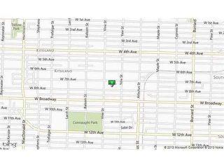 Photo 9: 105 2256 W 7TH Avenue in Vancouver: Kitsilano Condo for sale (Vancouver West)  : MLS®# V1004882