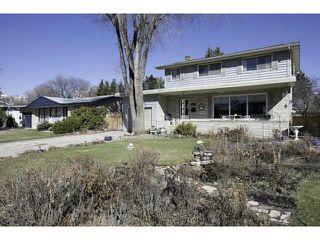 Photo 1: 87 Thatcher Drive in WINNIPEG: Fort Garry / Whyte Ridge / St Norbert Residential for sale (South Winnipeg)  : MLS®# 1308215