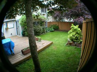 "Photo 7: 3 19060 119TH AV in Pitt Meadows: Central Meadows Townhouse for sale in ""CEDAR MEADOWS"" : MLS®# V592573"