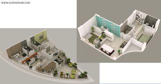 Photo 3: Panama City Condo for Sale - Ibiza Bay View