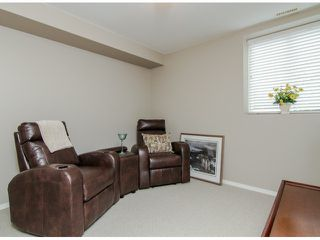 "Photo 17: 22 3902 LATIMER Street in Abbotsford: Abbotsford East Townhouse for sale in ""Country View Estates"" : MLS®# F1416425"