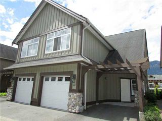 Photo 10: # 41 40750 TANTALUS RD in Squamish: Tantalus Condo for sale : MLS®# V1073480