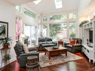 Photo 4: 5 181 RAVINE DRIVE in PORT MOODY: Heritage Mountain Townhouse for sale (Port Moody)  : MLS®# V1142572