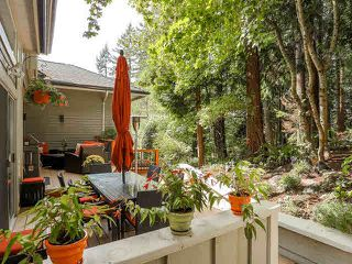 Photo 19: 5 181 RAVINE DRIVE in PORT MOODY: Heritage Mountain Townhouse for sale (Port Moody)  : MLS®# V1142572