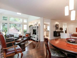 Photo 5: 5 181 RAVINE DRIVE in PORT MOODY: Heritage Mountain Townhouse for sale (Port Moody)  : MLS®# V1142572