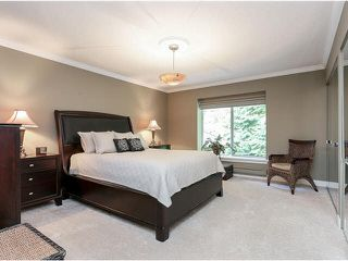 Photo 17: 5 181 RAVINE DRIVE in PORT MOODY: Heritage Mountain Townhouse for sale (Port Moody)  : MLS®# V1142572