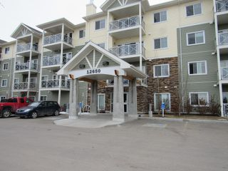 Photo 1: 412, 12650 142 Ave. NW in Edmonton: Condo for rent