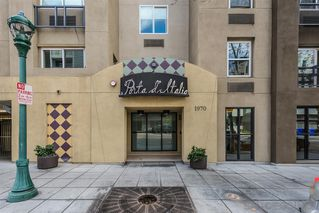 Photo 1: MIDDLETOWN Condo for rent : 1 bedrooms : 1970 Columbia #515 in San Diego