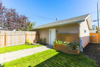 Photo 29: 10205 152 Street in Edmonton: Zone 21 House Half Duplex for sale : MLS®# E4184670