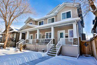 Photo 2: 10205 152 Street in Edmonton: Zone 21 House Half Duplex for sale : MLS®# E4184670