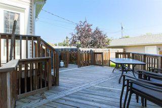 Photo 28: 10205 152 Street in Edmonton: Zone 21 House Half Duplex for sale : MLS®# E4184670