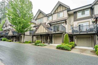 "Photo 1: 49 2200 PANORAMA Drive in Port Moody: Heritage Woods PM Townhouse for sale in ""THE QUEST"" : MLS®# R2465760"