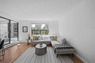 """Photo 1: 406 1080 BROUGHTON Street in Vancouver: West End VW Condo for sale in """"Broughton Terrace"""" (Vancouver West)  : MLS®# R2497773"""