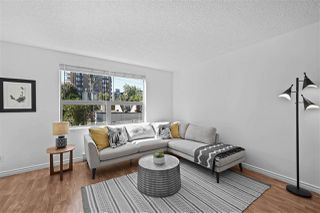"""Photo 2: 406 1080 BROUGHTON Street in Vancouver: West End VW Condo for sale in """"Broughton Terrace"""" (Vancouver West)  : MLS®# R2497773"""