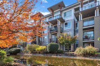 "Photo 2: 309 6688 120 Street in Surrey: West Newton Condo for sale in ""ZEN AT SALUS"" : MLS®# R2512506"