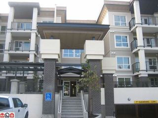 "Photo 1: 410 9655 KING GEORGE Boulevard in Surrey: Whalley Condo for sale in ""The Gruv"" (North Surrey)  : MLS®# F1202595"