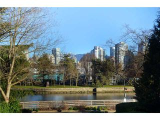 "Photo 1: 13 1201 LAMEY'S MILL Road in Vancouver: False Creek Condo for sale in ""ALDER BAY PLACE"" (Vancouver West)  : MLS®# V930096"