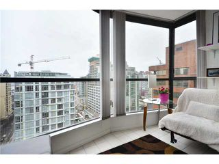 "Photo 2: 1907 1189 HOWE Street in Vancouver: Downtown VW Condo for sale in ""GENESIS"" (Vancouver West)  : MLS®# V934014"