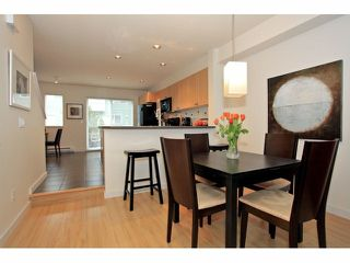 """Photo 4: 41 15168 36TH Avenue in Surrey: Morgan Creek Townhouse for sale in """"SOLAY"""" (South Surrey White Rock)  : MLS®# F1228462"""