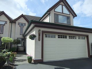 Photo 1: 28 8567 164TH Street in Surrey: Fleetwood Tynehead Townhouse for sale : MLS®# F1303565