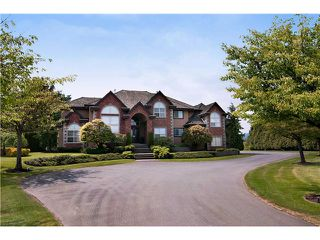Main Photo: 14567 CHARLIER Road in Pitt Meadows: North Meadows House for sale : MLS®# V1007695