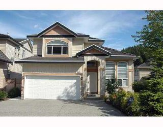 Photo 1: 2039 BERKSHIRE Crest in Coquitlam: Westwood Plateau Home for sale ()  : MLS®# V720115