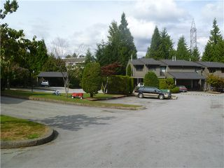"Photo 20: 89 1950 CEDAR VILLAGE Crescent in North Vancouver: Westlynn Townhouse for sale in ""MOUNTAIN ESTATES"" : MLS®# V1024678"