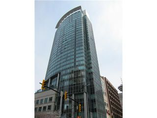 Main Photo: 1605 837 West Hastings Street in Vancouver: Downtown VW Condo for sale (West Vancouver)  : MLS®# V883263